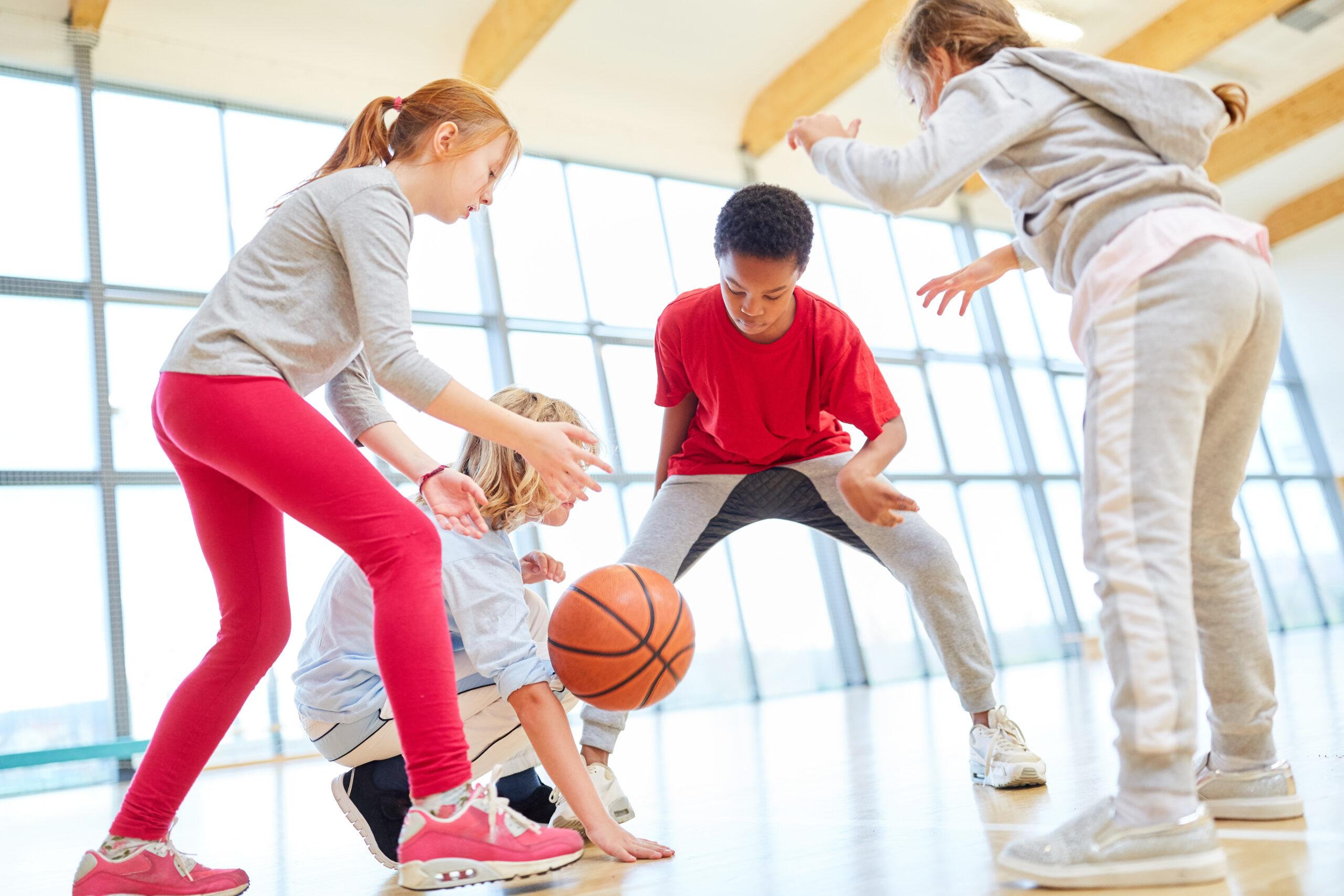 Actieve gezonde jeugd