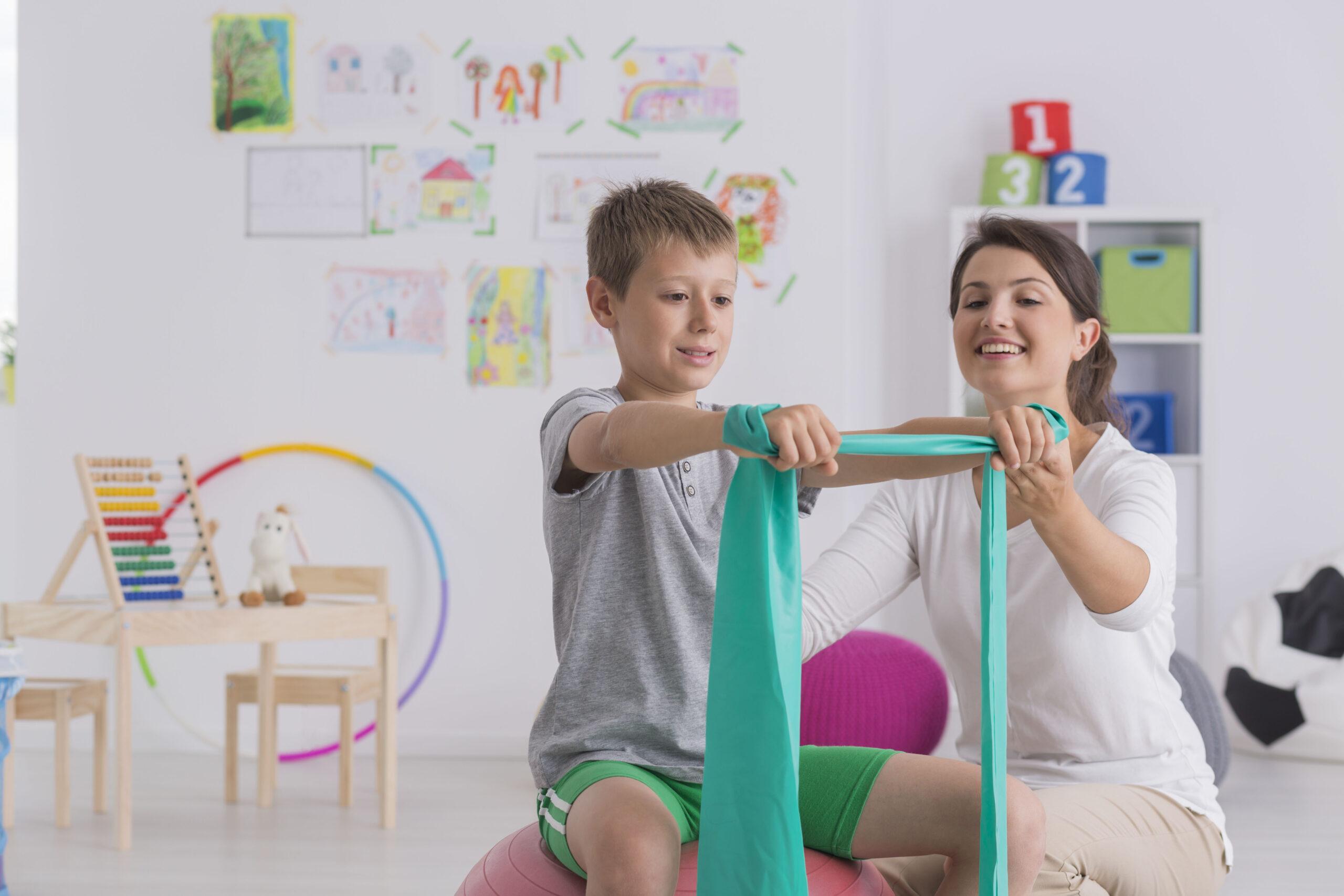 Zeeuws netwerk kinderfysiotherapeuten